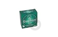 EUPHON Pastille menthol (Boîte de 70)
