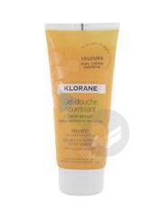 KLORANE DERMO PROTECTION Gel douche nourrissant velours crème nutritive T/200ml