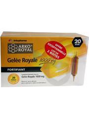 Arko Royal Gelee Royale 1000 Mg S Buv 2 B 20 Amp 15 Ml