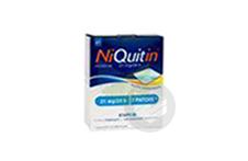 NIQUITIN 21 mg/24 h Dispositif transdermique (Sachet de 7)