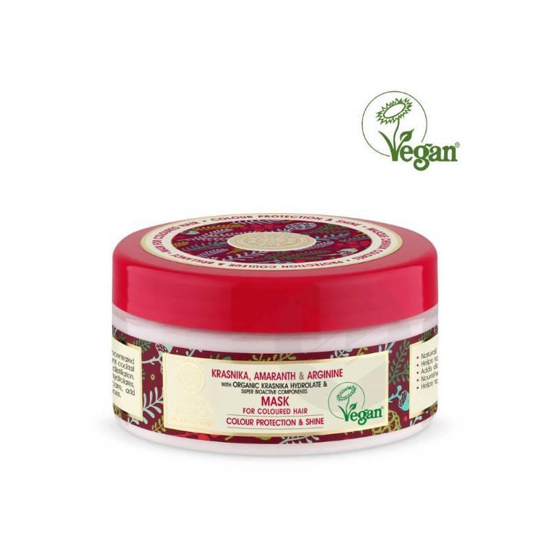 Masque Capillaire Kraniska et Amarante Cheveux Colorés 300ml