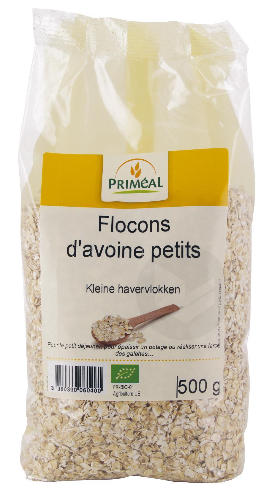 Flocons D Avoine Baby 500 G