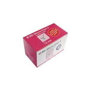 BD MICRO-FINE + Aiguille pour stylo injecteur 0,33x12,7mm B/100