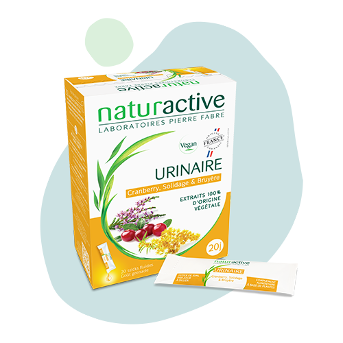 Urinaire 20 Sticks Fluides