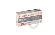 IBUPROFENE ARROW 200 mg Comprimé enrobé (Boîte de 30)