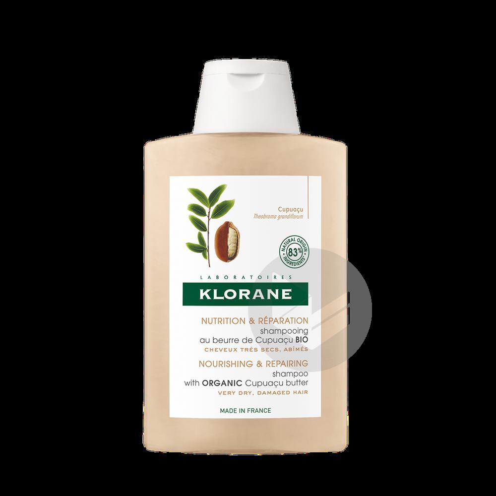 Shampoing au beurre de Cupuaçu bio 200ml