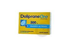 500 Mg Comprime Orodispersible Plaquette De 12