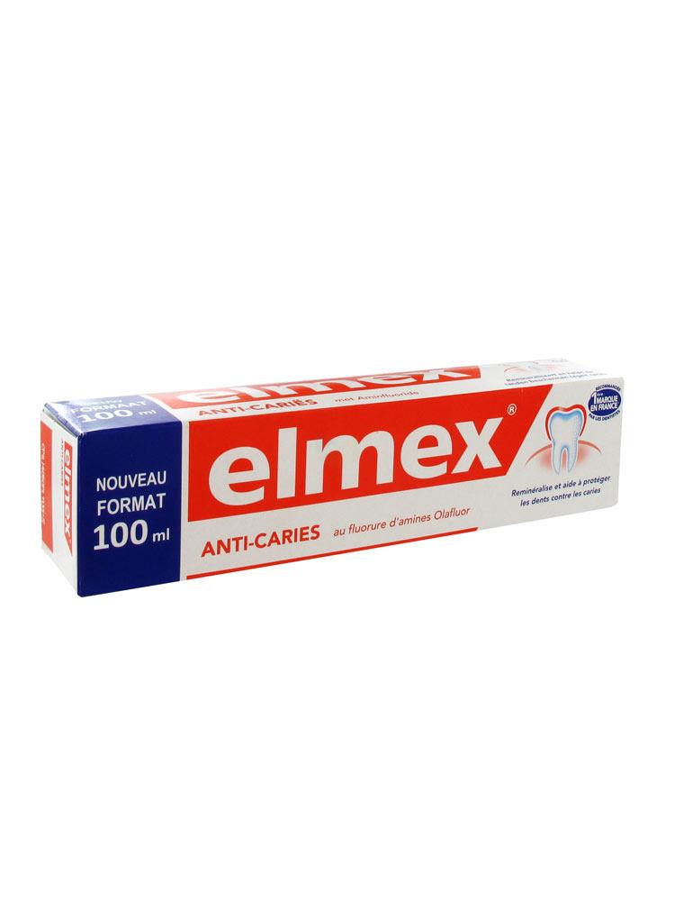ELMEX ANTI-CARIES Pâte dentifrice T/100ml