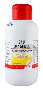 Eau Oxygenee 30 Vol S Ext Fl 125 Ml