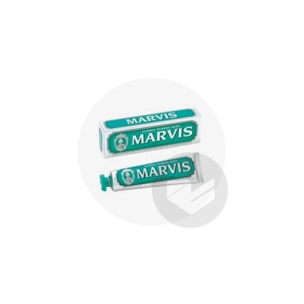 MARVIS VERT Pâte dentifrice menthe classique T/25ml