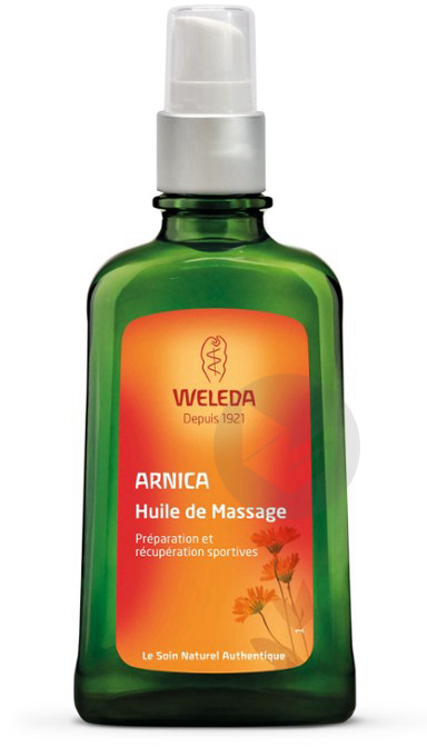 Huile Massage Arnica 200 Ml