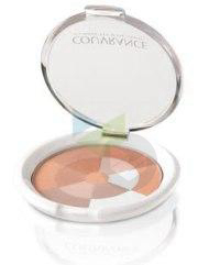 COUVRANCE Pdr compacte mosaïque translucide Boîtier/9g