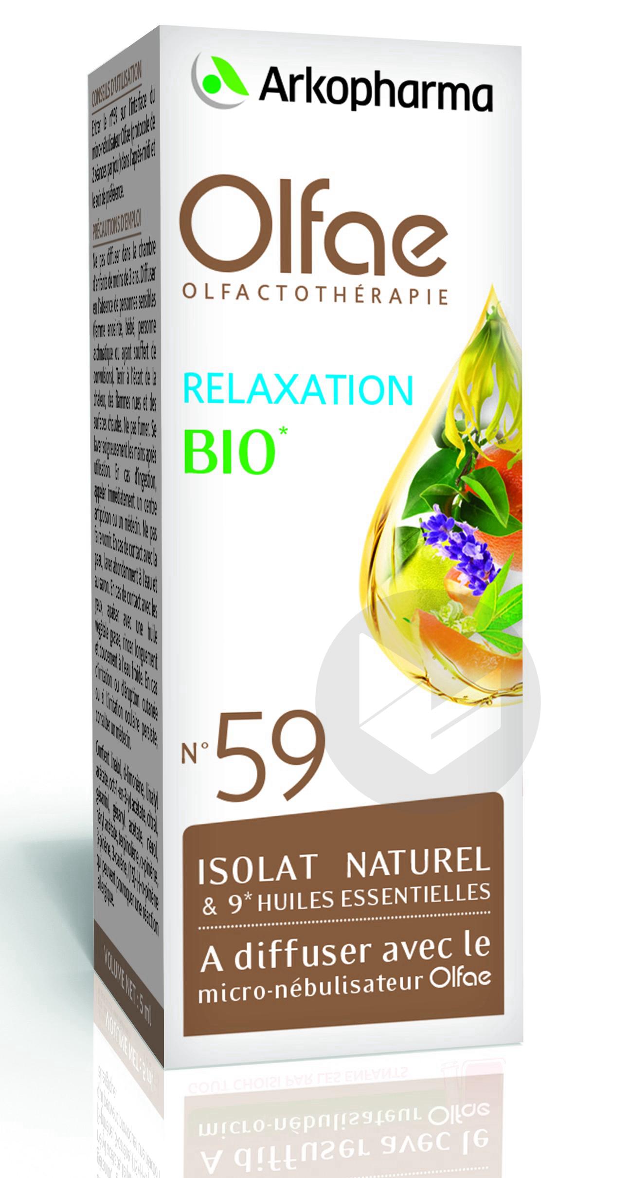 N 59 Complexe Relaxation Bio Olfae