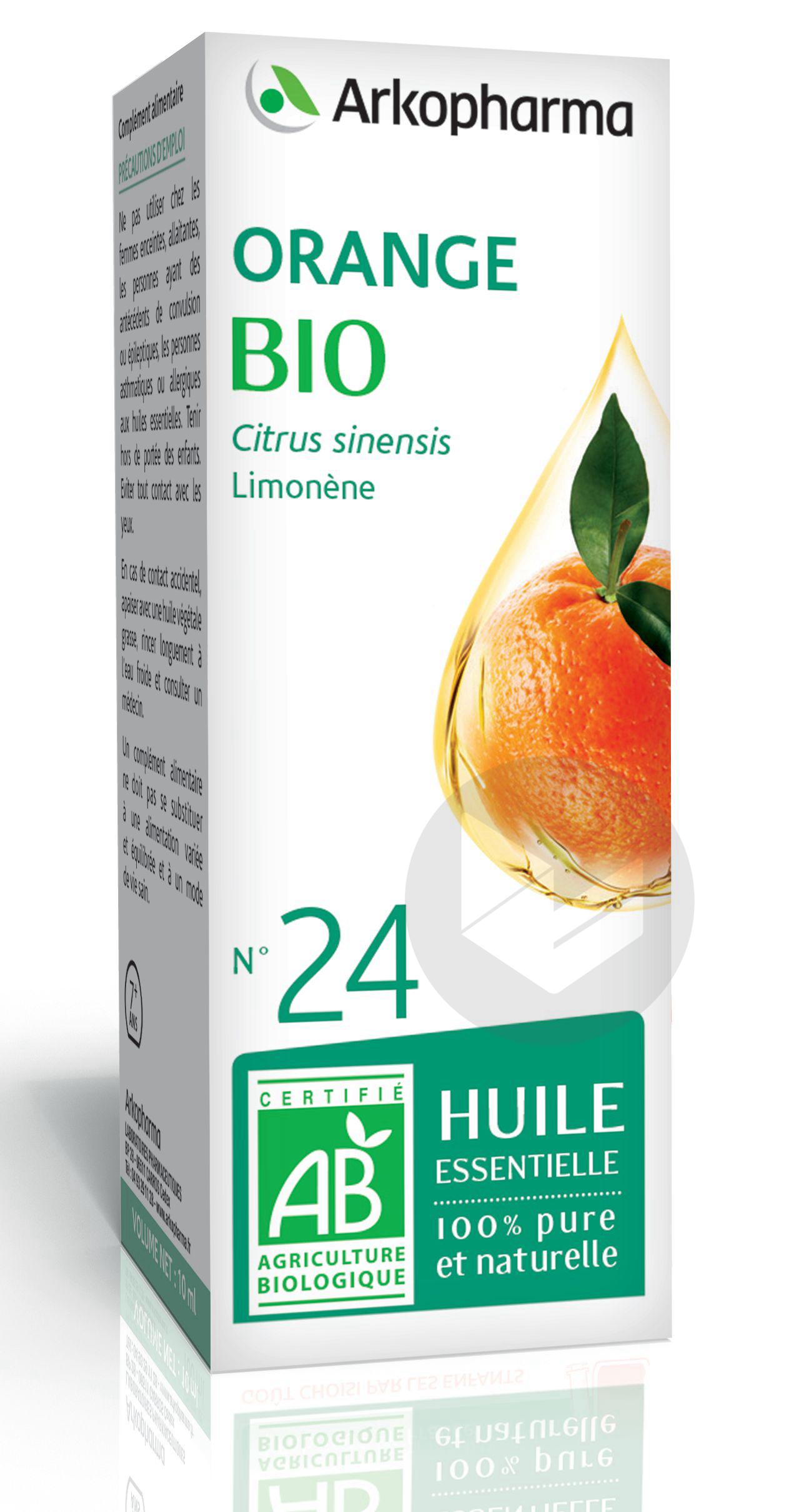 N 24 He Orange Bio 10 Ml