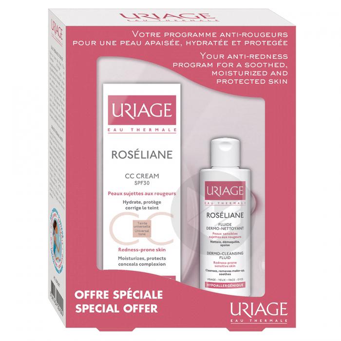 Roseliane Cc Cream Cr Teintee T 40 Ml Fluide Offert