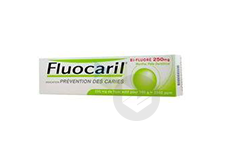 Bi Fluore 250 Mg Pate Dentifrice Menthe Tube De 125 Ml
