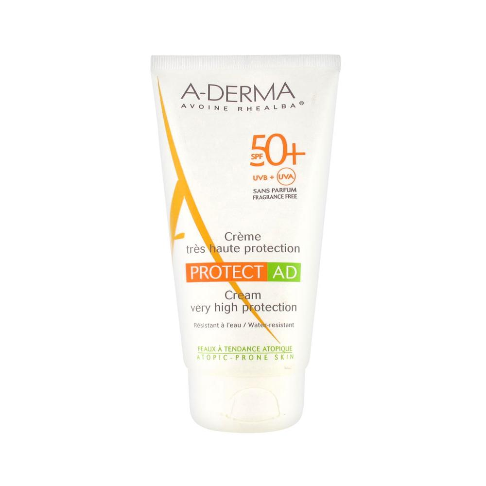 ADERMA PROTECT-AD SPF50+ Cr T/150ml