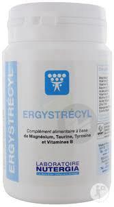 ERGYSTRECYL Gél Fl/60