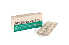 ASPIRINE PROTECT 300 mg Comprimé gastro-résistant (Boîte de 30)