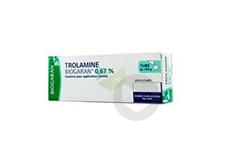 Biogaran 0 67 Emulsion Pour Application Cutanee Tube De 186 G