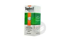TOPLEXIL 0,33 mg/ml Solution buvable sans sucre édulcoré à l'acésulfame potassique (Flacon de 150ml)
