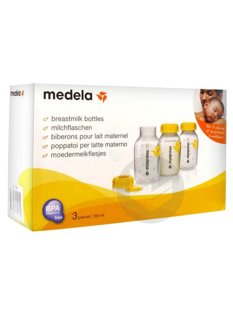 Biberon Conservation Du Lait Maternel 150 Ml B 3