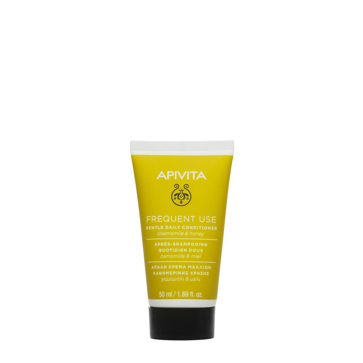Mini Apres Shampoing Quotidien Doux Pour Tous Types De Cheveux 50 Ml