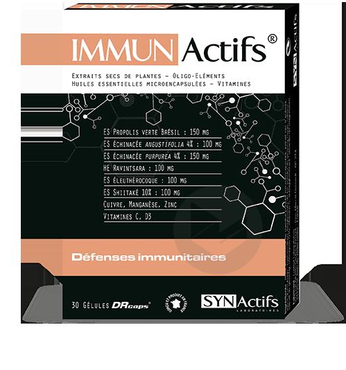 Synactifs Immunactifs Gel B 30