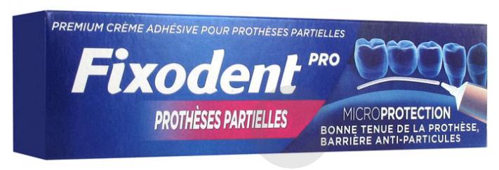 Pro Creme Adhesive Pour Protheses Partielles T 40 G