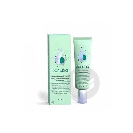 DERUBA Cr spéciale anti-rougeurs tous types de peau T/30ml