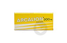 ARCALION 200 mg Comprimé enrobé (Pilulier de 30) EXPORT
