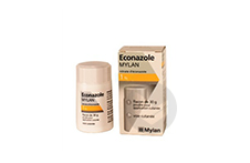 Econazole 1 Poudre Pour Application Cutanee Flacon De 30 G