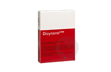 DICYNONE 250 mg/2 ml Solution injectable (6 ampoules de 2ml)