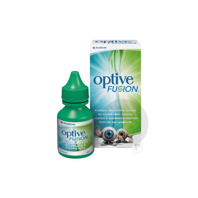 Optive Fusion S Oculaire Fl 10 Ml