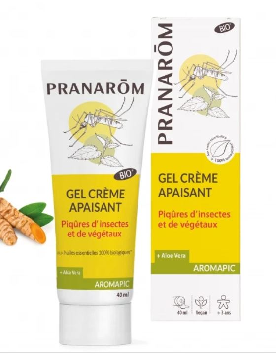 Aromapic Gel Creme Apaisant Bio 40 Ml