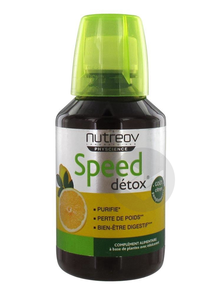 Speed Detox S Buv Fl 280 Ml