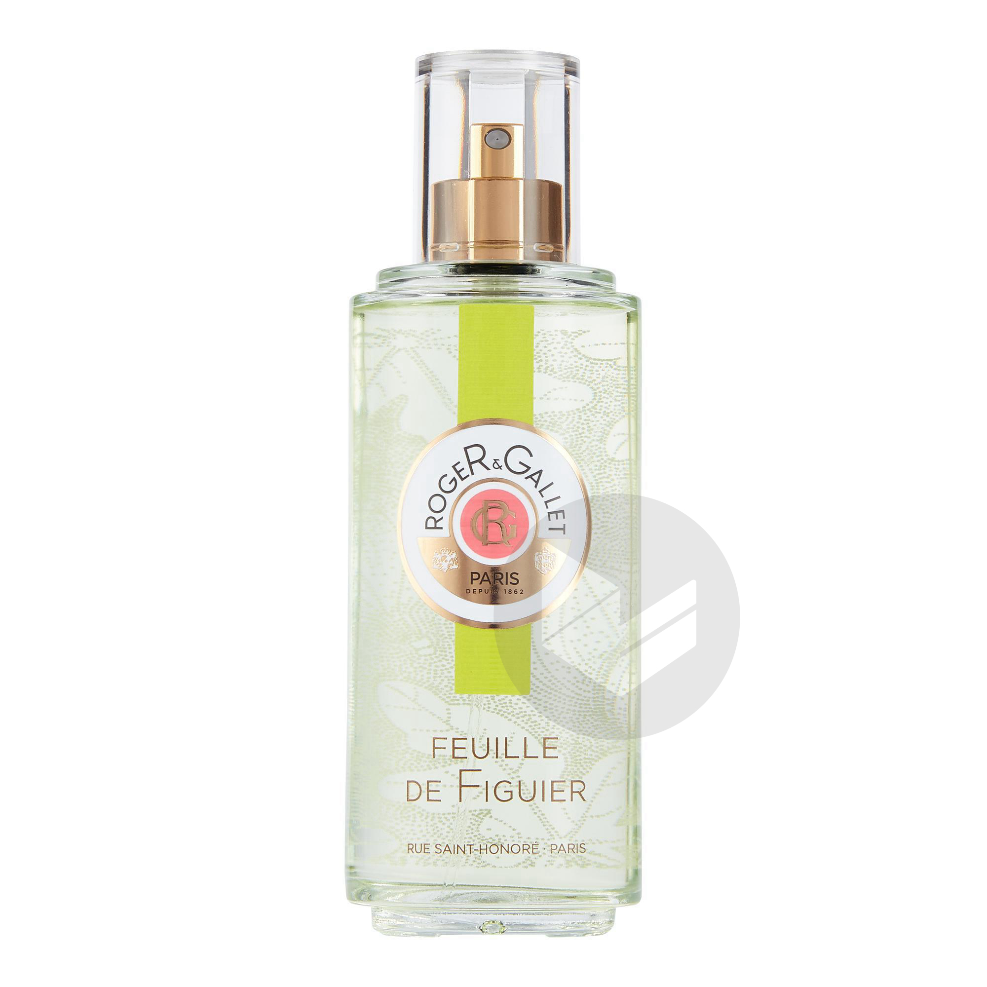 Feuille De Figuier Eau Fraiche Parfumee Bienfaisante Vaporisateur 100 Ml