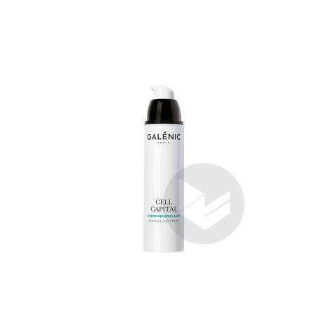 GALENIC CELL CAPITAL Cr remodelante peau sèche Doseur/50ml