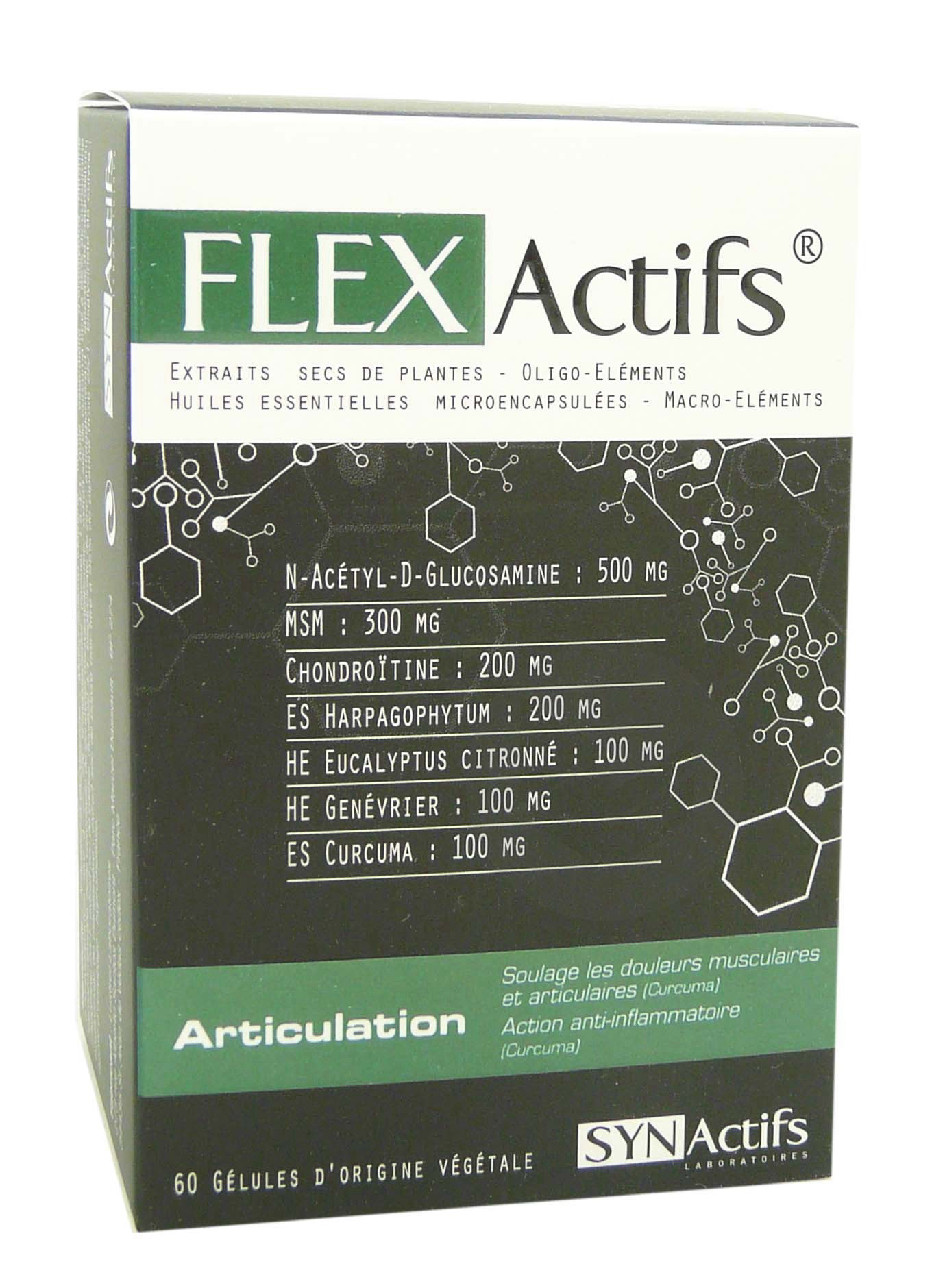 Flexactifs Gel B 60