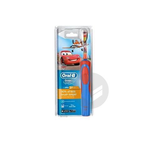 Brosse à dents électrique Stages Power Cars