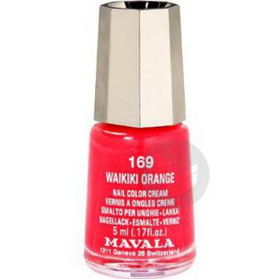 V Ongles Waikiki Orange Mini Fl 5 Ml