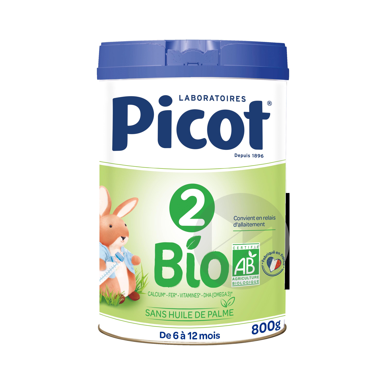 PICOT Bio 2ème AGE