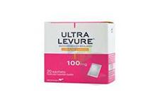 Ultra Levure 100 Mg Poudre Pour Suspension Buvable En Sachet Boite De 20