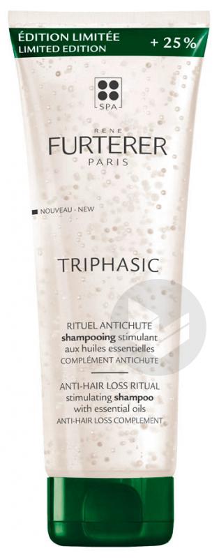 Rene Furtere Triphasic Shampooing Stimulant Aux Huiles Essentielles 250 Ml