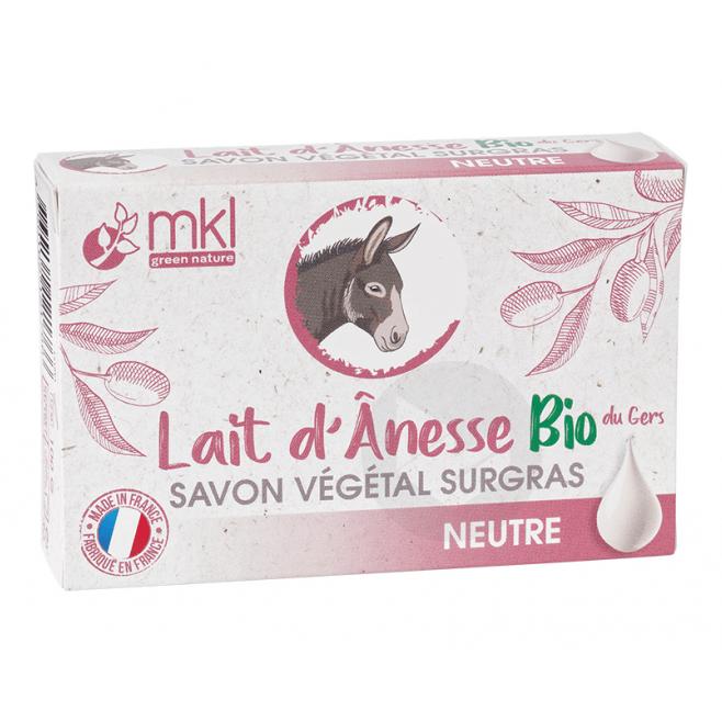 Savon au lait d'ânesse Bio 100g