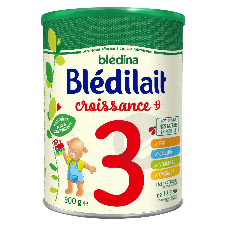 Bledilait Croissance Lait En Poudre 900 G