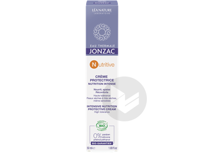 JONZAC Crème protectrice nutrition intense 50 ml