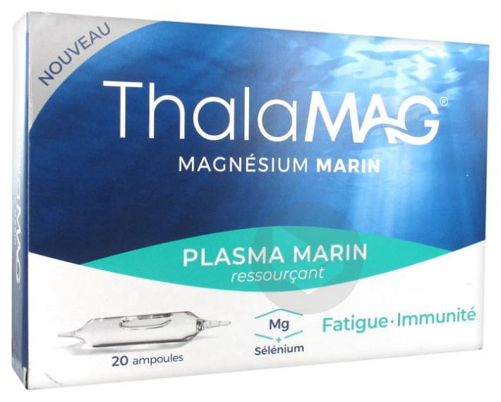 THALAMAG Magnésium Marin 20 Ampoules