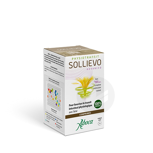 Solliveo Advanced Bio Physiotransit 90 Comprimes