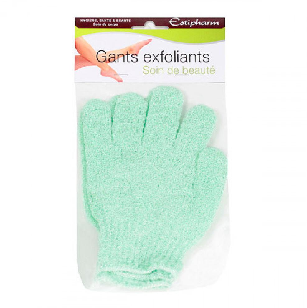 Gants Exfoliants